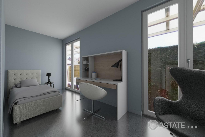 3D Slaapkamer 1